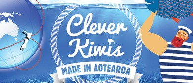 Clever Kiwis - Maritime Museum School Holiday Programme