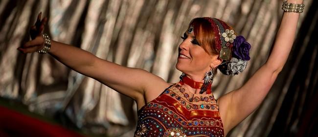 Tribal Fusion Belly Dance Workshop: Beginners - Intermediate