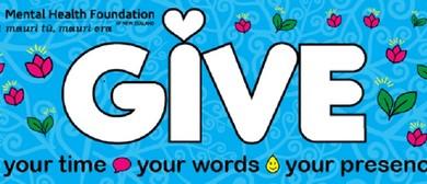 Give at Karori Pool - Wellington Wellbeing Week