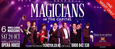 Magicians in the Capital - Magic & Illusion Show