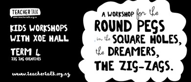 Zig-Zag Creatives Art Workshop for Children