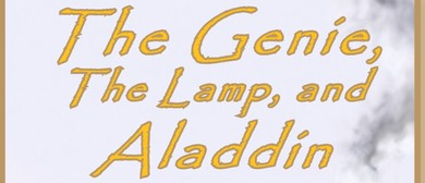 The Genie, The Lamp and Aladdin