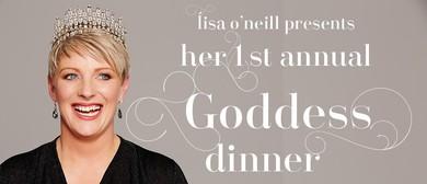 Lisa O'Neill's Goddess Dinner