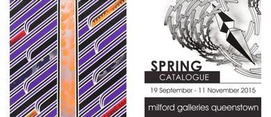 Spring Catalogue (2015)