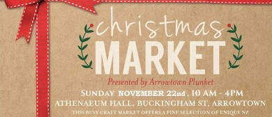 Arrowtown Boutique Christmas Market Day