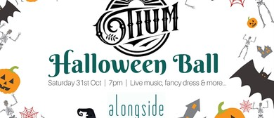 The Halloween Ball with Otium