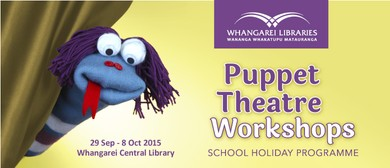 Puppet Theatre Workshops School Holiday Programme