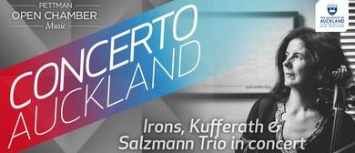 Irons, Kufferath $ Salzmann Trio