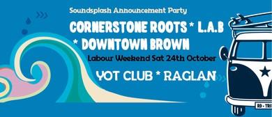 Soundsplash Announcement Party