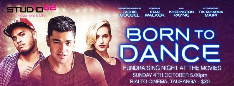 Born to Dance Movie Fundraiser - Tauranga - Eventfinda