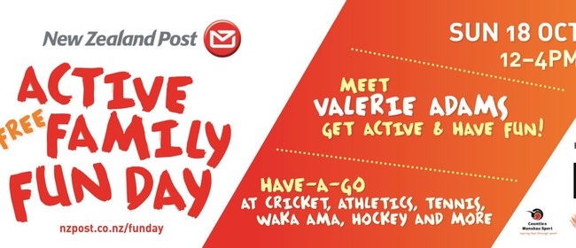 NZ Post Active Family Fun Day
