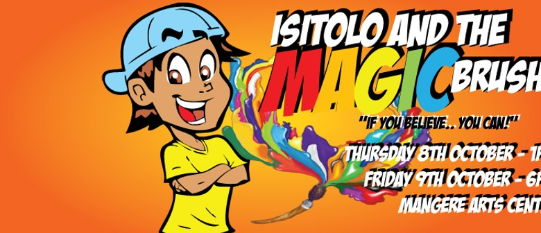 'Isitolo and the Magic Brush