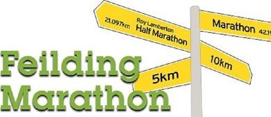 Feilding Marathon