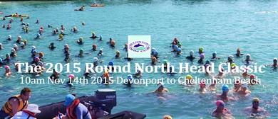 The 2015 Round North Head Classic Ocean Swim