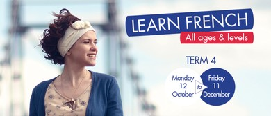 Alliance Francaise Auckland French Adults Courses - Term 4