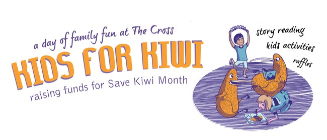 Kids for Kiwi at The Cross