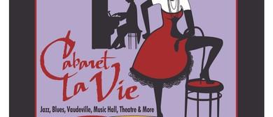 The Pop Up Concert Series:  Cabaret La Vie