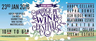 Bridge Pa Wine Festival