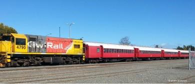 Family Train - Hawera to Stratford