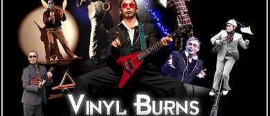 Vinyl Burns' Variety Hour