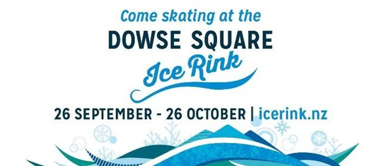 Dowse Square Ice Rink