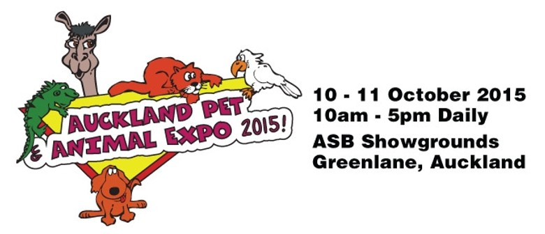 Auckland Pet & Animal Expo 2015