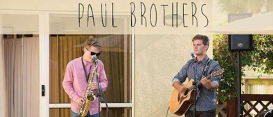 "Dodson's Little Concerts Series with the ""Paul Brothers"""