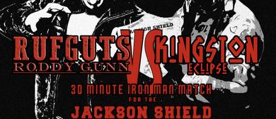 Maniacs United Termination - Live Pro Wrestling