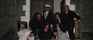 Halloween Napier Prison Deadhill Ghost Tour