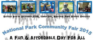 National Park Community Fair