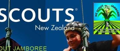 NZ Scout Jamboree