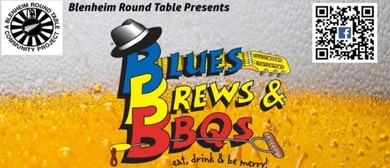 Blues Brews & BBQ's