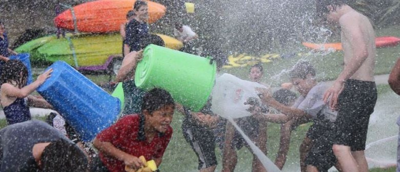 Picton Youth Water Fight and Fun