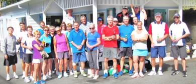 Kilbirnie Tennis Club Open Day