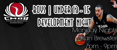 Lindsay Tait Development Nights (U13-U15)