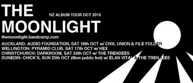 The Moonlight - Album Release Tour