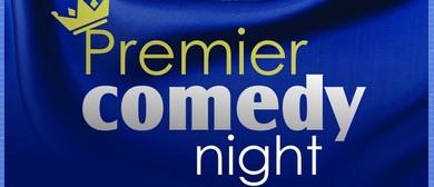 Premier Comedy Night - James Nokise