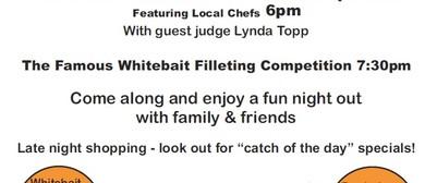 The Westport Whitebait Festival