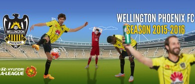 Hyundai A-League Football - Wellington Phoenix v Victory
