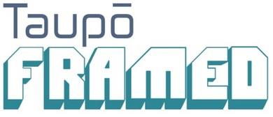 Taupo Framed