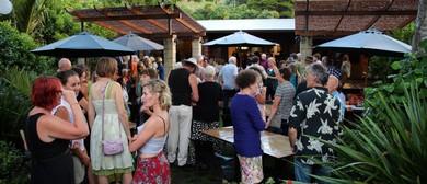 Mercury Bay Art Escape Open Studio Tour Launch 2016