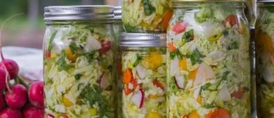 Cultured Veggies & Cultured Cuisine
