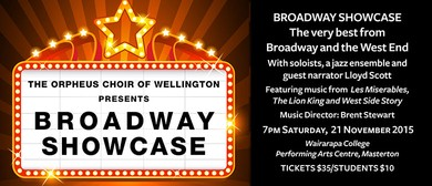 Broadway Showcase