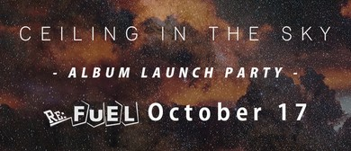 Julian Temple Band - 'Ceiling In The Sky' Album Launch Party