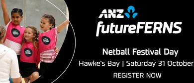 ANZ futureFERNS Netball Festival Day