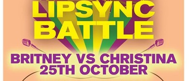 Lip Sync Battles - Britney vs Christina