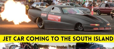 V 4 and Rotary South Island Champs 2015 - Drag Racing Day