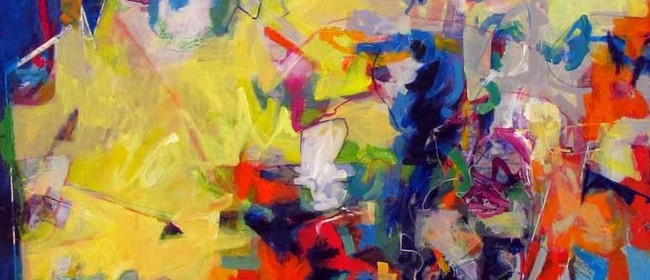 Mostly Abstract - Adult Painting Course