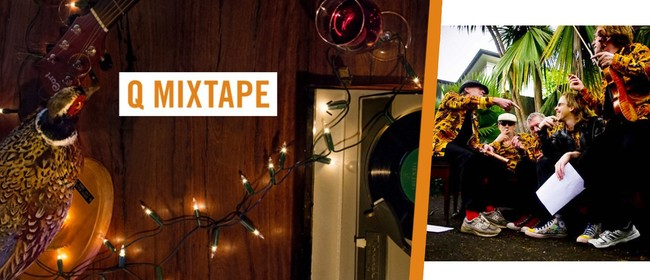 Q Mixtape presents / Charanga Amadeus - AKL Jazz Festival