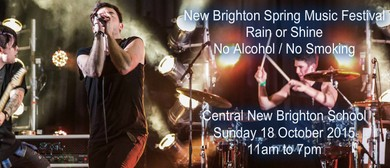New Brighton Spring Music Festival